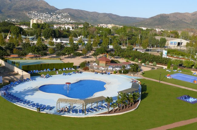 Hotel mediterraneo park roses costa brava rosas girona spanien - Office de tourisme rosas costa brava ...