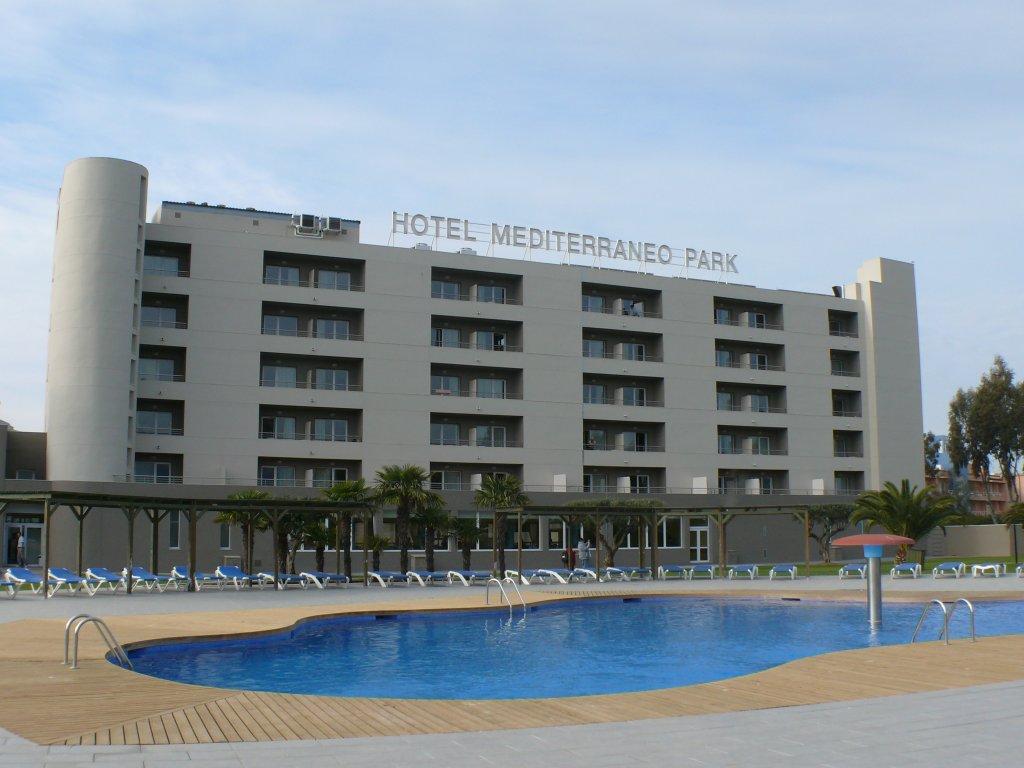 Hotel mediterraneo park roses